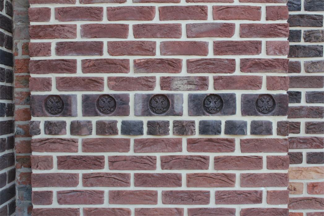 Кирпич Донские зори можно использовать не только для облицовки домов, но и для облицовки печей, каминов и дымоходов.