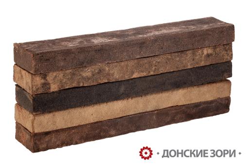 Кирпич ручной формовки Ригель или Long